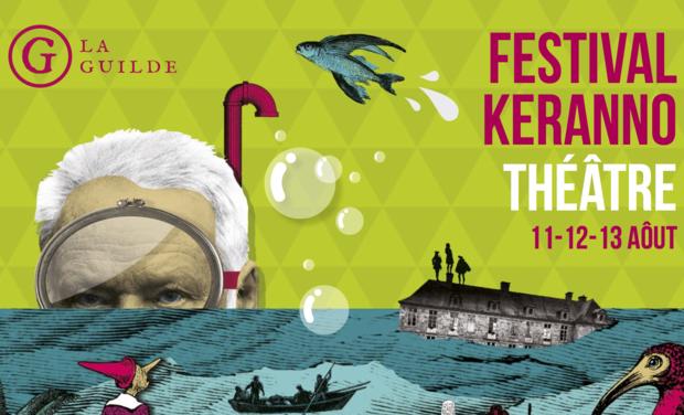 Visueel van project Festival Keranno Théâtre 2017