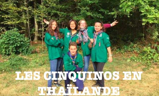 Project visual Projet Solidaire COMPAGNONS en Thaïlande