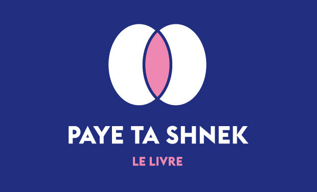 Project visual Paye Ta Shnek — le livre