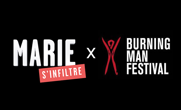 Marie S'Infiltre au BURNING MAN !