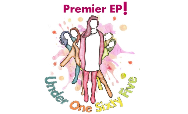 Project visual Premier EP d'Under One Sixty-Five !