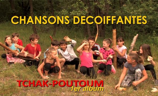 Visuel du projet Chansons décoiffantes (Mon Papa est un Ogre)