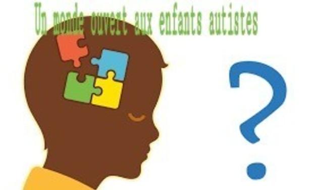 Project visual Un monde ouvert aux enfants autistes