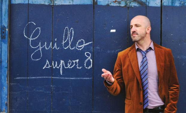 Visuel du projet Soutenez l'album SUPER 8 de Guillo!