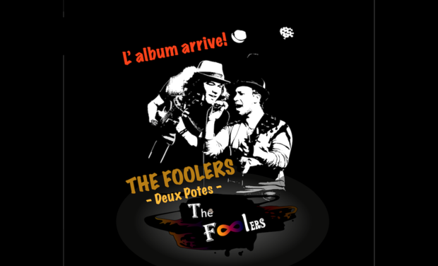 Project visual Premier album THE FOOLERS - Deux Potes