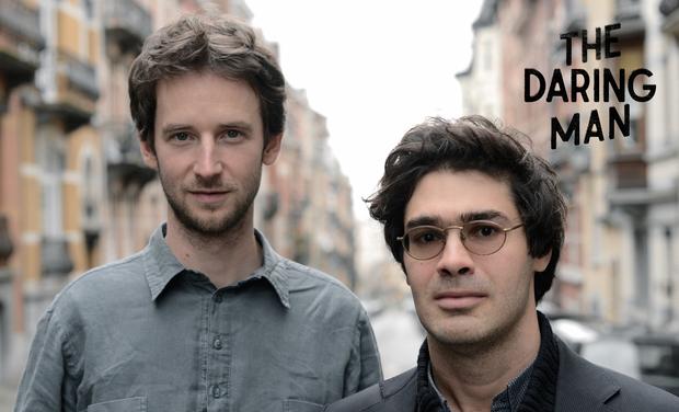 Visuel du projet The Daring Man - Nouvel EP 5 titres