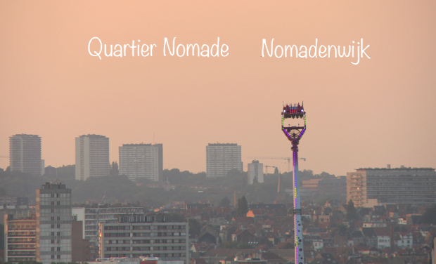 Project visual Quartier Nomade