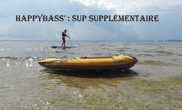 Project visual HappyBass' : SUP Supplémentaire