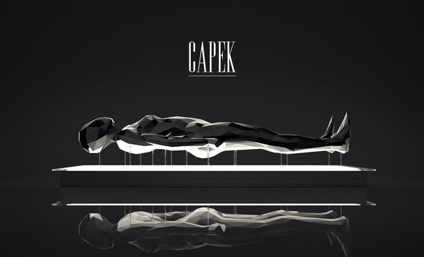 Project visual Capek - le film