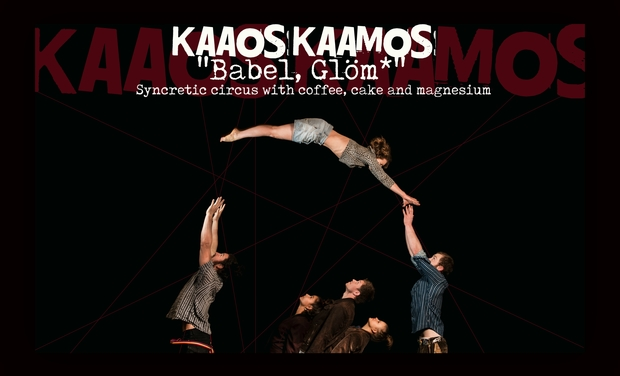 Visuel du projet Kaaos Kaamos light and sound creation