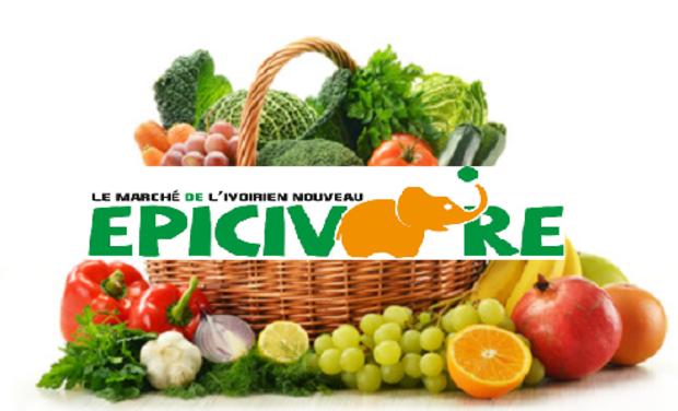 Visuel du projet EPICIVOIRE (le supermarché du vivrier)