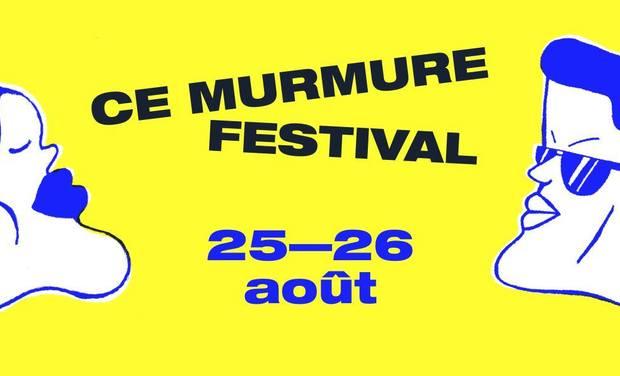 Visuel du projet Ce Murmure festival 2017