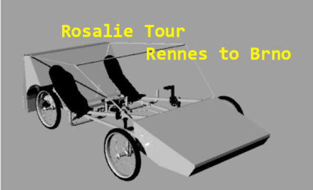 Visuel du projet Rosalie Tour