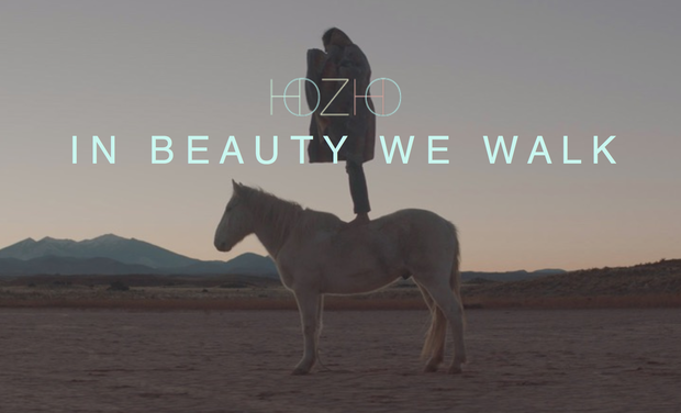 Visuel du projet HOZHO ,we walk in beauty, doc