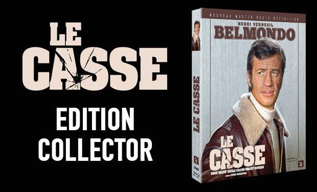 LE CASSE édité pour la première fois et en HD !