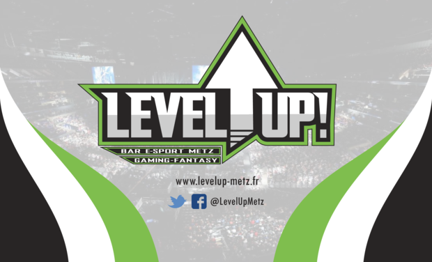 Level Up ! - Bar E-Sport Metz
