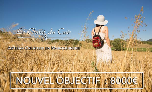 Visuel du projet Le Chant du Cuir - Artisan Créateur en Maroquinerie