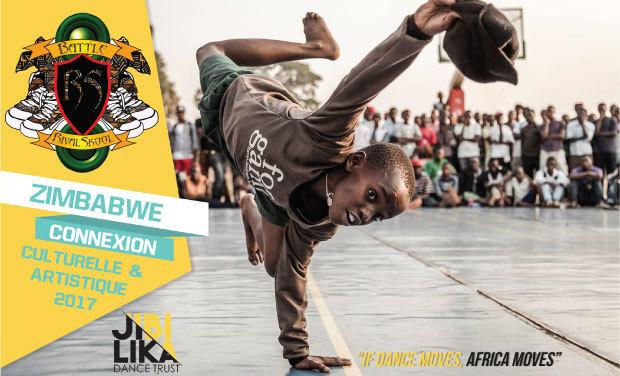 Visuel du projet Danse & musique zimbabwéenne au Battle Rivalskool Paris