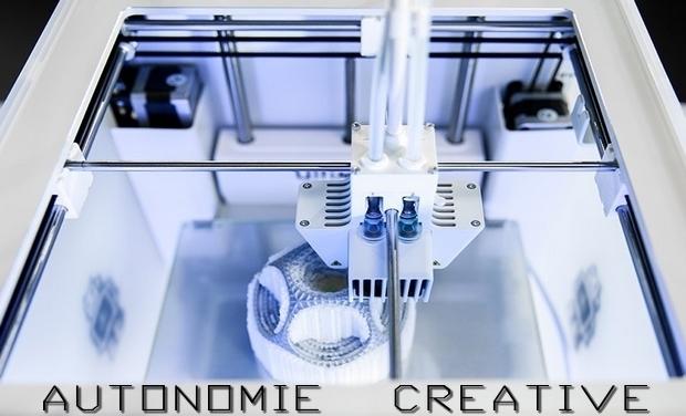 Visuel du projet L'autonomie : Imprimante 3D