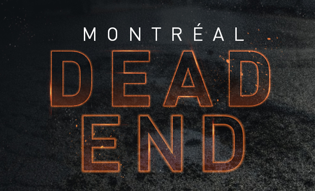 Project visual Montreal Dead End