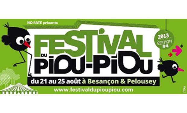 Visuel du projet Le festival du PIOU-PIOU 2013