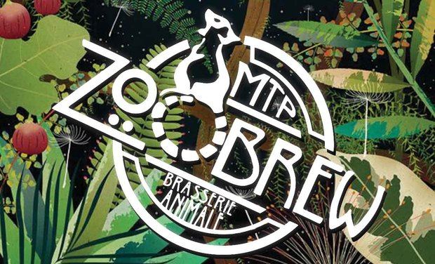 Project visual ZooBrew Brasserie Animale