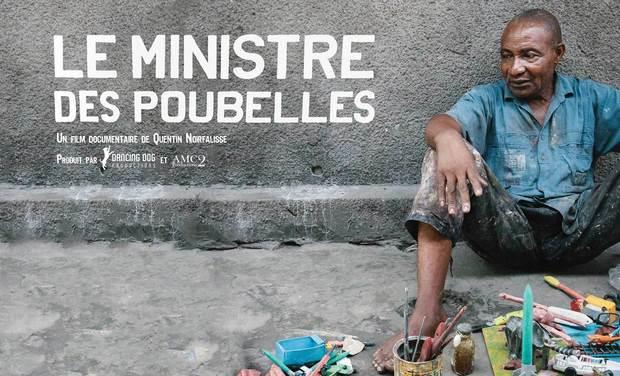 Visuel du projet Lancement du film Le Ministre des Poubelles à Kinshasa