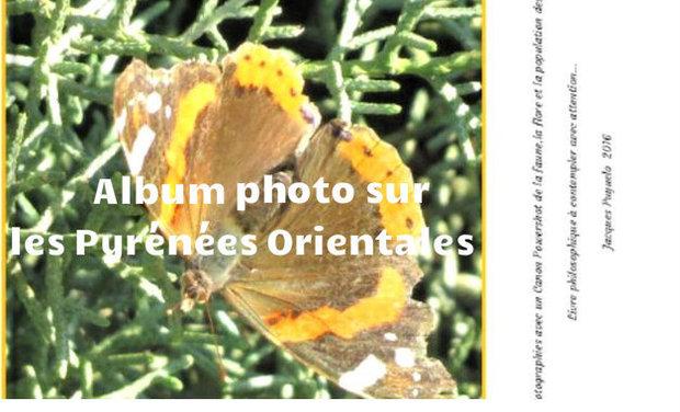 Project visual Album photo sur les Pyrénées Orientales