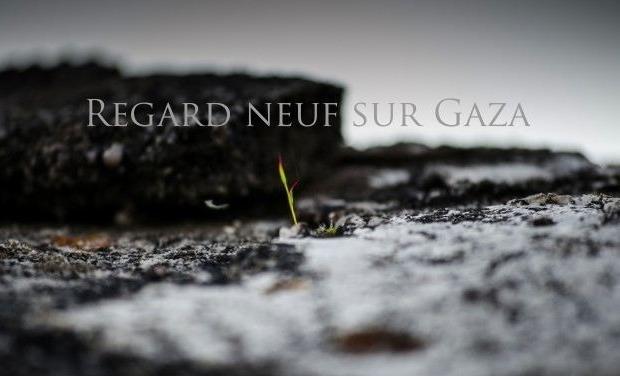 Visuel du projet Regard neuf sur Gaza