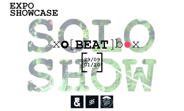 Project visual EXPO SHOWCASE xo[BEAT]box
