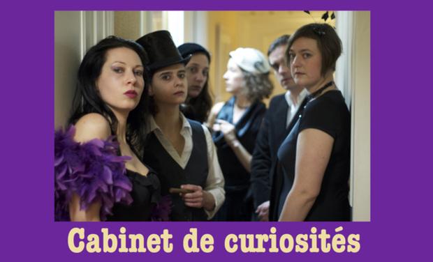 Project visual Le cabinet de curiosités de Louisa Mauer