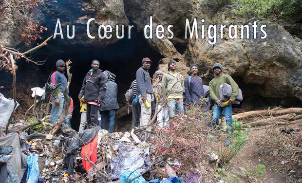 Project visual Documentaire sur le parcours des migrants clandestins