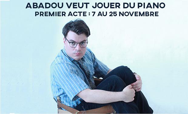 Visuel du projet Abadou veut jouer du piano