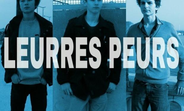 Visueel van project Leurres Peurs