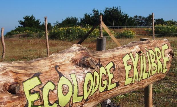 Visuel du projet Ecolodge Ekilibre