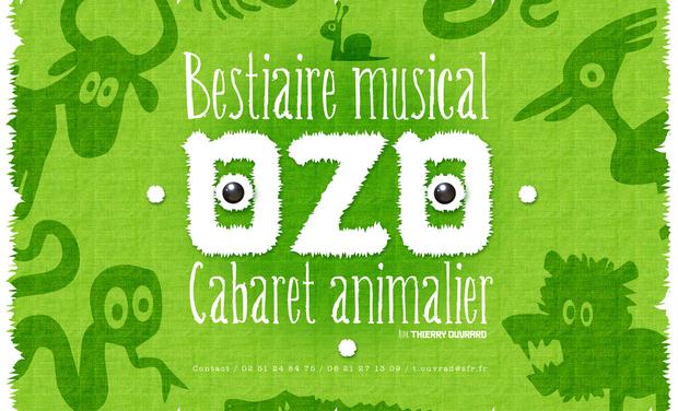 Visuel du projet Réalisation et promotion du teaser du spectacle OZO