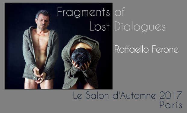 Visuel du projet Exhibition ''Fragments of Lost Dialogues'' at Salon d'Automne 2017 in Paris