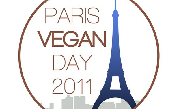 Project visual Paris Vegan Day