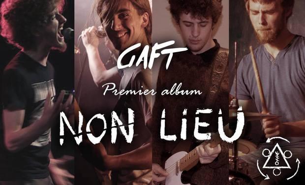 """Project visual GAFT - 1er Album """"Non Lieu"""""""