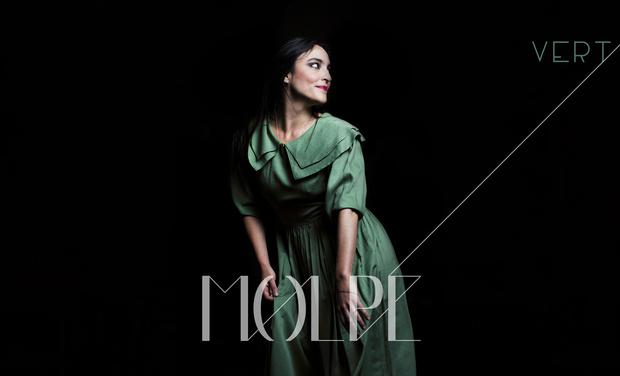 Project visual MOLPÉ - Nouvel Album VERT - Nouveau clip