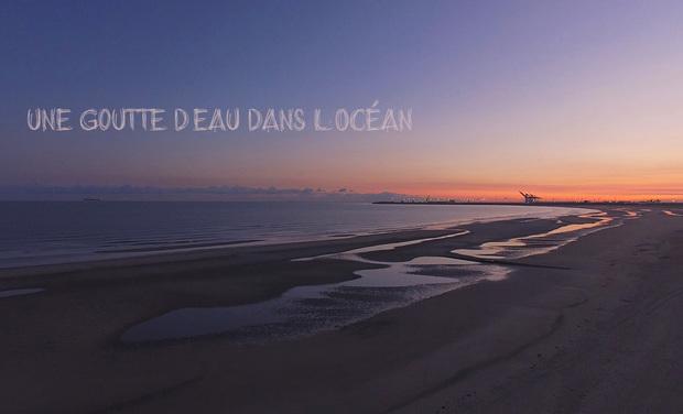 Visuel du projet Une goutte d'eau dans l'océan