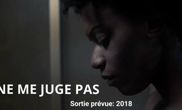 Project visual NE ME JUGE PAS- Le court métrage.
