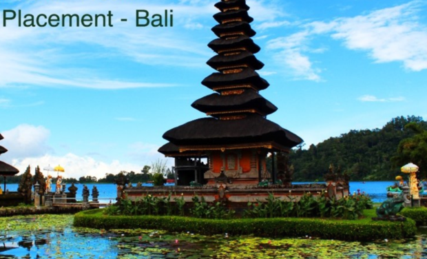 Project visual Mission Humanitaire Bali