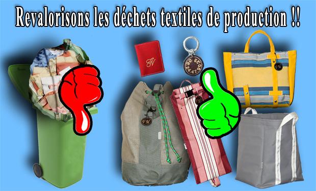 Visuel du projet Sacs 100% Français éco conçus