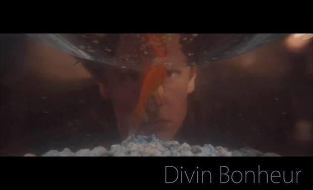 Visuel du projet Divin Bonheur, un film de Benoit Genin et Constantin Didisheim