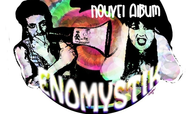Project visual Enomystik Nouvel Album
