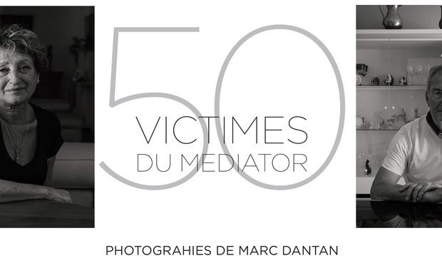 Visuel du projet MEDIATOR, Portraits de VICTIMES au destin brisé - WebDocu