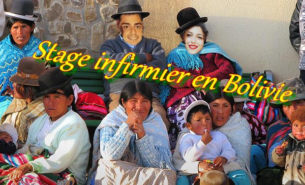 Visuel du projet Joanna & Louis, les deux étudiants infirmiers qui partent en Bolivie