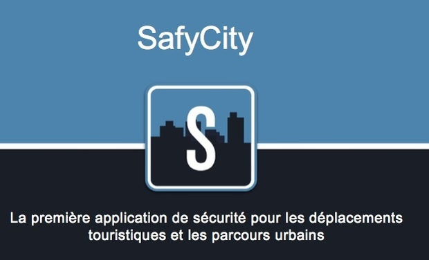 Visueel van project Safycity