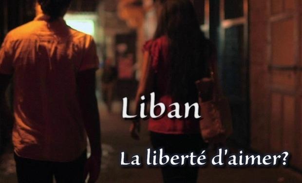 Visueel van project Liban, la liberté d'aimer